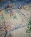 Александра. Наш любимый храм. 9 лнт. СОШ № 135