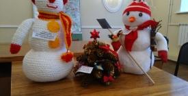Областной открытый конкурс ёлочной игрушки  «Моя рождественская ёлка»