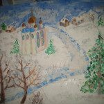 Глатова Александра. Наш любимый храм. 9 лнт. СОШ № 135
